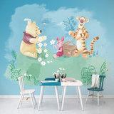 Winnie Pooh Picnic DX6-033_