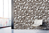Dutch Wallcoverings 3D One Roll One Motif - Grandeco A34701_