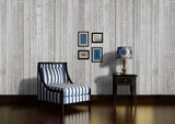 Wood - Stone - Concrete Photo Wallpaper Mural 1096P8_