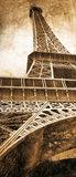 Eiffel Tower Paris City Urban Door Mural Photo Wallpaper 222VET_