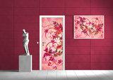Abstract Door Mural Photo Wallpaper 520VET_