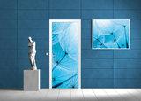 Abstract Art Door Mural Photo Wallpaper 586VET_