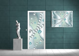 Pearls Gems Abstract Door Mural Photo Wallpaper 120VET_