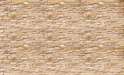 Wood - Stone - Concrete Photo Wall Mural 761P8