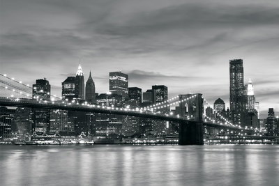 New York Photo Wallpaper Mural 011P8