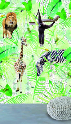 Jungle Wall Mural 23892