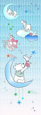 Winnie Pooh Piglet and Stars DX2-082