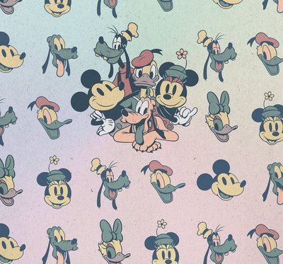 Mickey Fab5 DX6-023