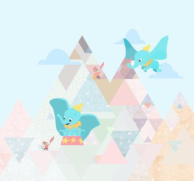 Dumbo flying elephant DX6-011