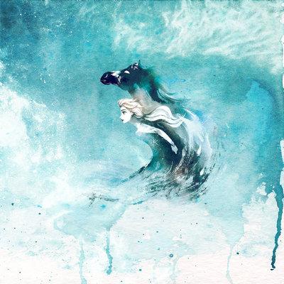 Frozen Spirit Of Wonder DX5-016
