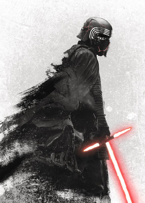 Star Wars Kylo Vader Shadow DX4-074