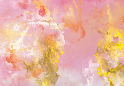 Marble Pink Photo Wall Mural 13710P8