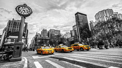 Cities & Vehicles Photo Wallpaper Mural 1171P8