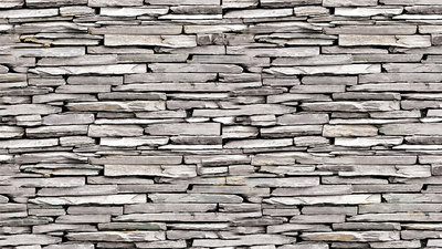 Wood - Stone - Concrete Photo Wallpaper Mural 1539P8