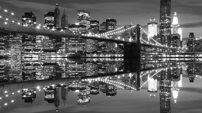 Cities Photo Wallpaper Mural 1819P8
