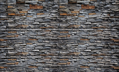 Wood - Stone - Concrete Photo Wallpaper Mural 2197P8