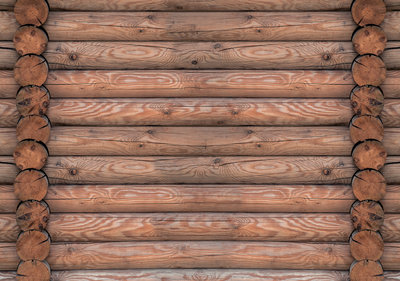 Wood - Stone - Concrete Photo Wallpaper Mural 2214P8