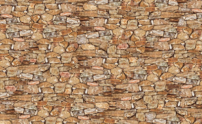 Wood - Stone - Concrete Photo Wallpaper Mural 243P8