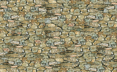 Wood - Stone - Concrete Photo Wallpaper Mural 244P8