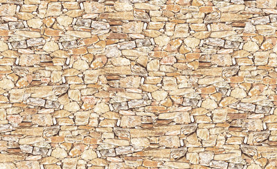 Wood - Stone - Concrete Photo Wallpaper Mural 246P8