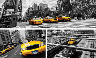 Cities & Vehicles Photo Wall Mural 2767P8