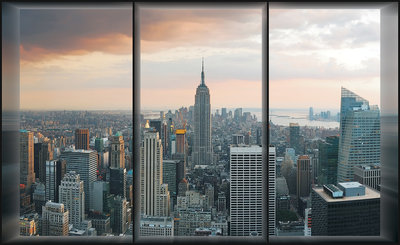 Cities Photo Wall Mural 493P8