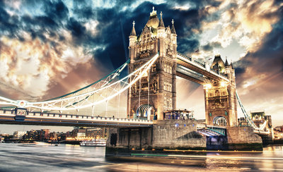 Buildings & Architecture Photo Wall Mural 846P8
