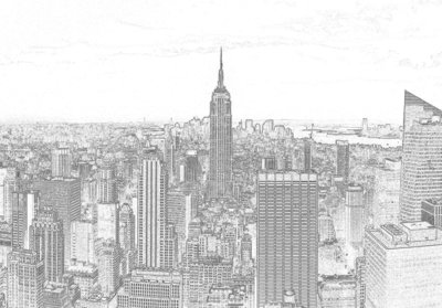 New York Photo Wall Mural 10688P8