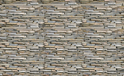 Wood - Stone - Concrete Photo Wall Mural 521P8