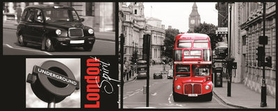 London Panoramic Photo Wall Mural 059VEP