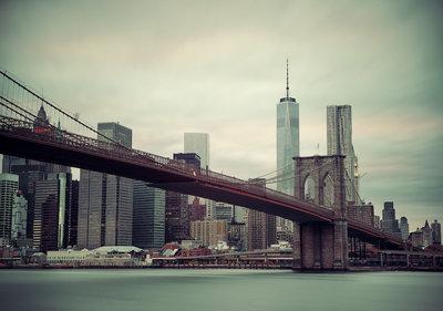 New York Photo Wall Mural 11846P8