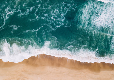 Strand Fotobehang 13033P8