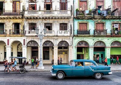 Cuba Fotobehang 12630P8