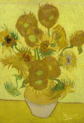 BN Wallcoverings Van Gogh / No Limits 30542 Zonnebloemen