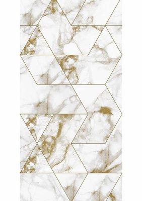 KEK Marble gold 2d WP-576 (Met Gratis Lijm)