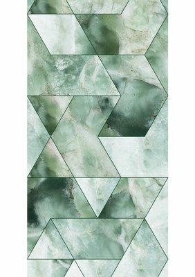 KEK Marble green 2d WP-577 (Met Gratis Lijm)