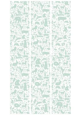 KEK Amsterdam animal alphabet Green WP.044