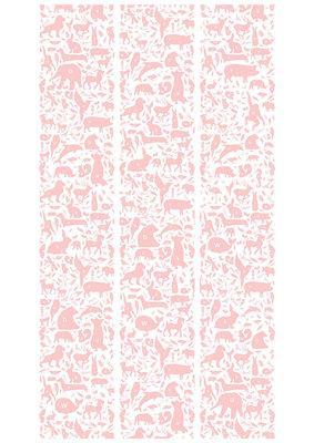 KEK Amsterdam animal alphabet pink WP.047