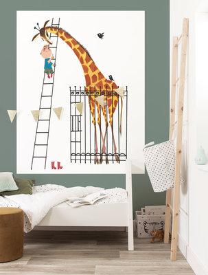 KEK Panel Giant Giraffe PA-024 (FREE Glue Included!)