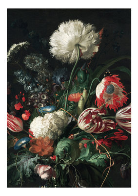 KEK Amsterdam Golden Age Flowers I WP.200