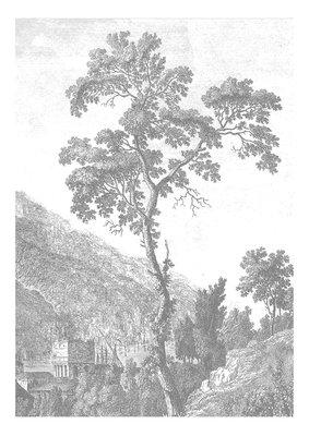 KEK Amsterdam Engraved Landscape I WP.312