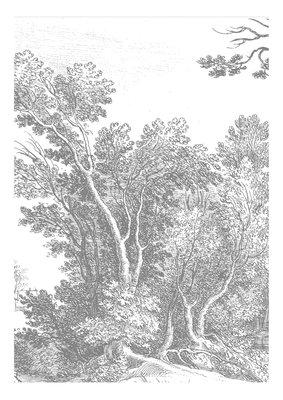 KEK Amsterdam Engraved Landscape V WP.316