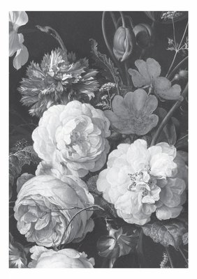 KEK Golden Age Flowers 4d WP-585 (Met Gratis Lijm)