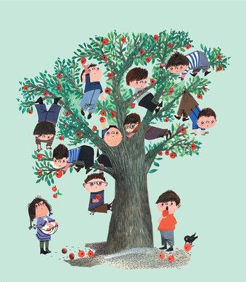 KEK Amsterdam Apple Tree WS.030