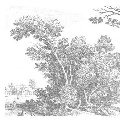 KEK Amsterdam Engraved Landscape V WP.321