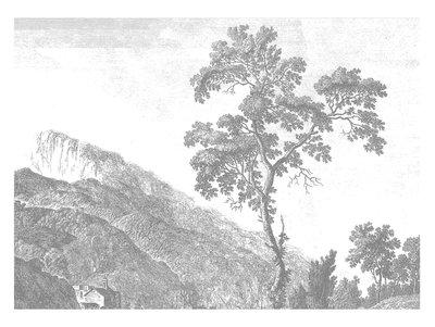 KEK Amsterdam Engraved Landscape I WP.322