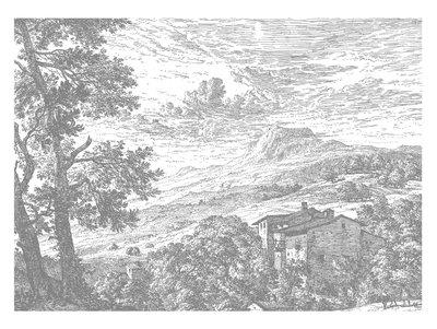 KEK Amsterdam Engraved Landscape IV WP.325
