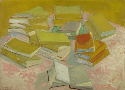 BN Wallcoverings Van Gogh / No Limits 30540 V Gogh Stapels Franse