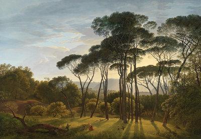 Rijksmuseum Italian Landscape Hendrik Voogd RM1 (FREE Glue Included!)