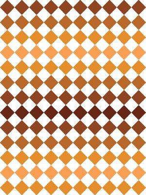 Brown Tiles Mosaic Photo Wall Mural 10698VEA